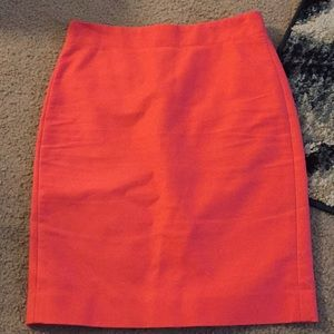 J Crew No 2 pencil skirt